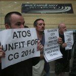 Lobby - Drop ATOS as Games 2014 Sponsor