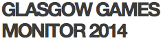 Glasgow Games Monitor 2014