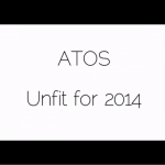Video: Atos Unfit for 2014 Petition at Scottish Parliament