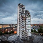 """In the Glasgow media the death of the high rise is marketed as progress"""