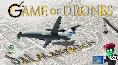 GAME OF DRONES: THE FOUR DODGIEST COMPANIES BEHIND GLASGOW 2014